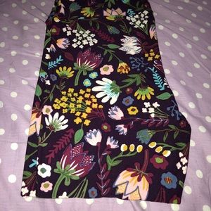 LulaRoe TC2 leggings - brand new